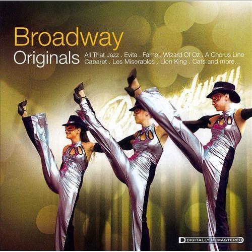 Originals: Broadway [CD]