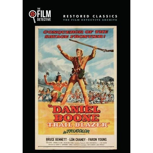 Daniel Boone, Trail Blazer [DVD] [1956]