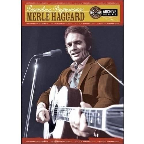 Legendary Performances: Merle Haggard