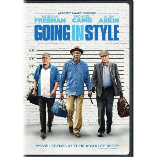 Going In Style (Walmart Exclusive), DVD,