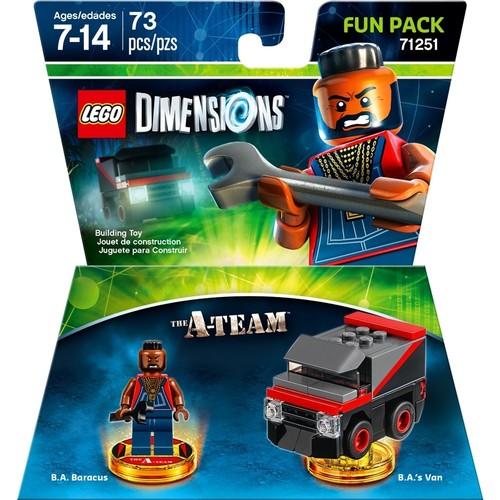 LEGO Dimensions - A-Team - Fun Pack