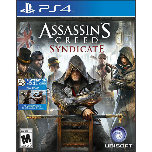 Assassin's Creed Syndicate for Sony PS4