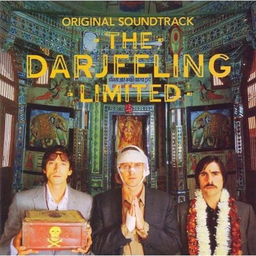 Original Soundtrack - The Darjeeling Limited (Original Motion Picture Soundtrack) (CD)