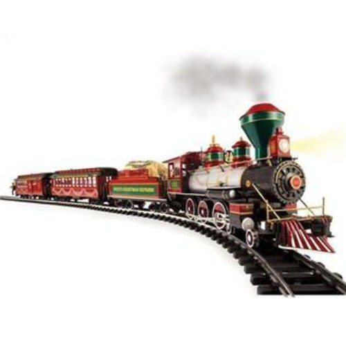 Bachmann Trains White Christmas Express Train Set, Large Scale