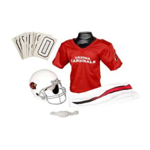 Franklin Sports 15701F11P1Z NFL CARDINALS Medium Uniform Set