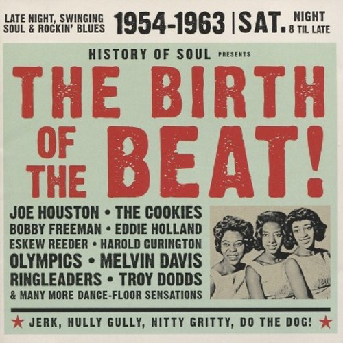 The Birth of the Beat 1954-1963 [CD]