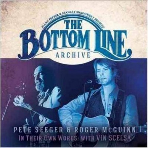 The Bottom Line Archive Series: In Their Own Words [CD]
