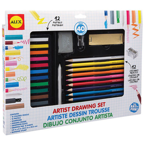 Alex Toys Artist Drawing Set