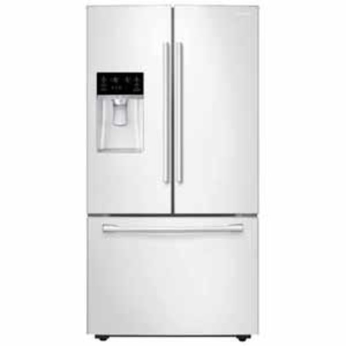 Samsung 36 Wide, 28 cu. ft. French Door Refrigerator with CoolSelect Pantry - White