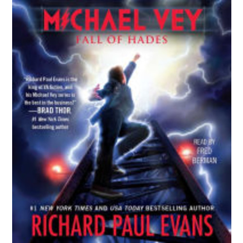 Fall of Hades (Michael Vey Series #6)