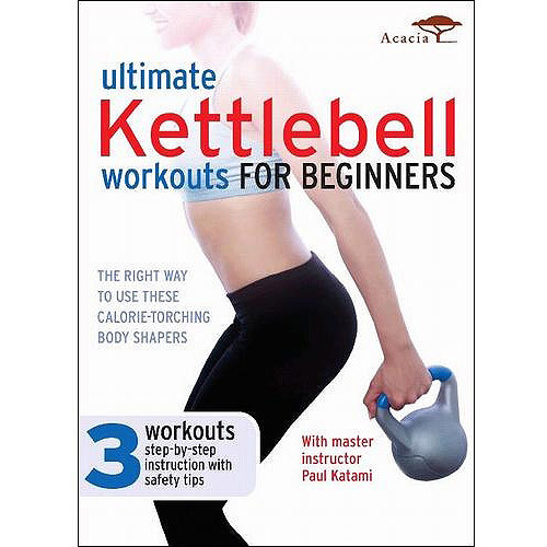 Ultimate Kettlebell Workouts for Beginners (DVD) 2012