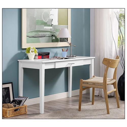 Walker Edison - Computer Desk - White