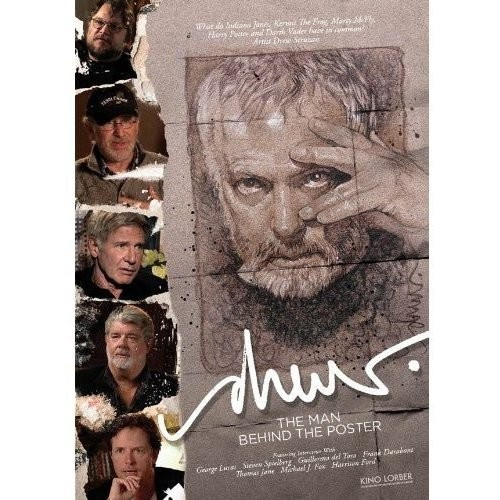 Drew: The Man Behind the Poster [DVD] [2013]