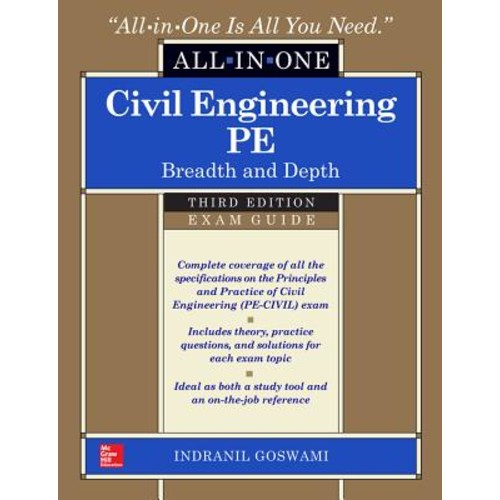 Civil Engineering PE All-in-One Exam Guide