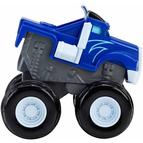 Blaze and the Monster Machines Slam and Go Crusher - Blue
