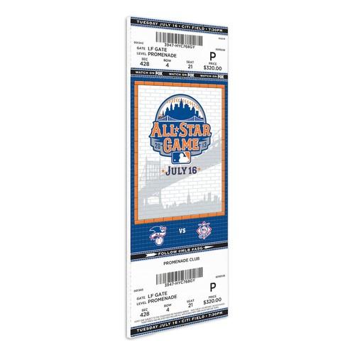 York Mets 2013 MLB All-Star Game Mega Ticket