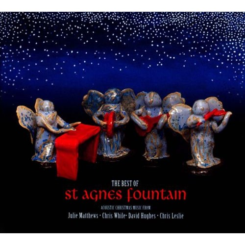 The Best of St Agnes Fountain [CD]