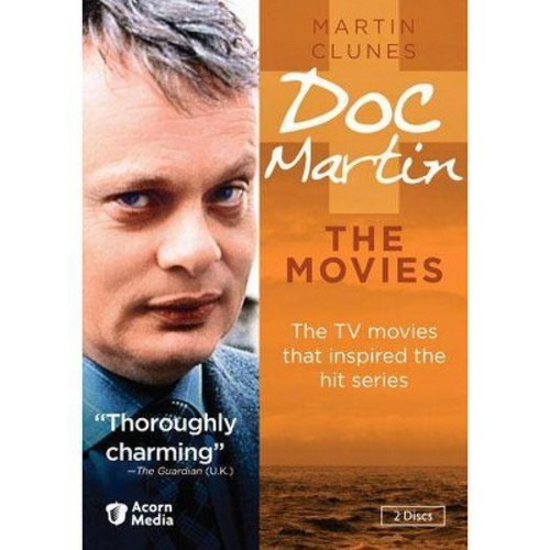 Doc Martin: The Movies (DVD)