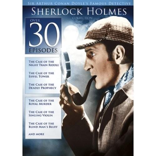 Sherlock Holmes Collection [4 Discs] [DVD]
