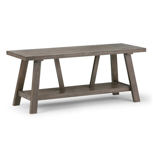 Simpli Home Dylan Entryway Bench