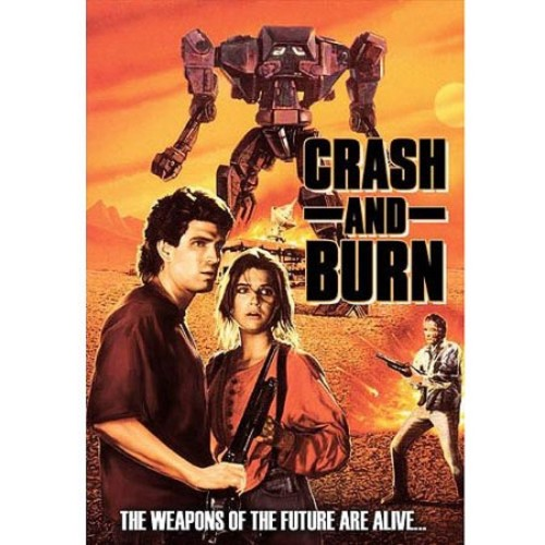 Crash and Burn [DVD] [1990]