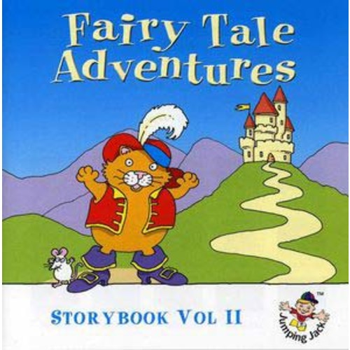 Fairy Tale Adventure By Various Artists (Audio CD)