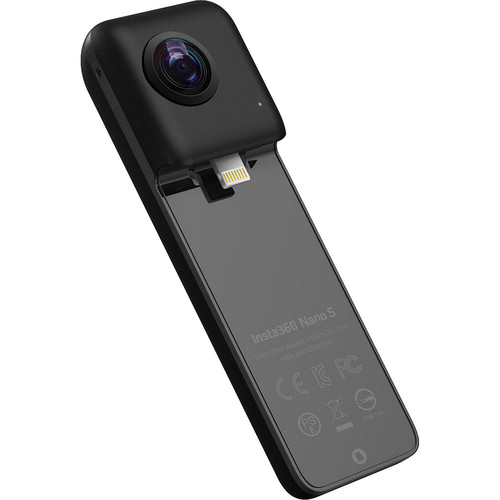Insta360 Nano S Camera for all iPhone 6, 7, 8, X Series