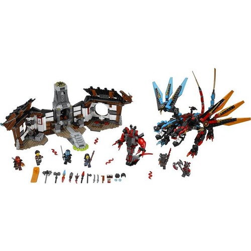 70627 LEGO Ninjago Dragon's Forge