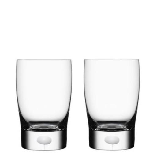 Orrefors Intermezzo Water/Juice Glass (Set of 2); Satin