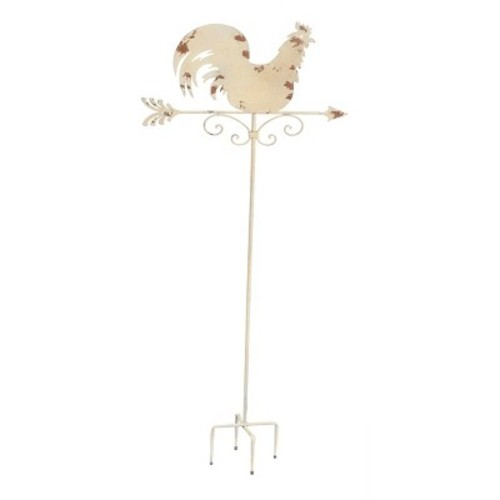 Sunjoy Rustic Rooster Garden Stake