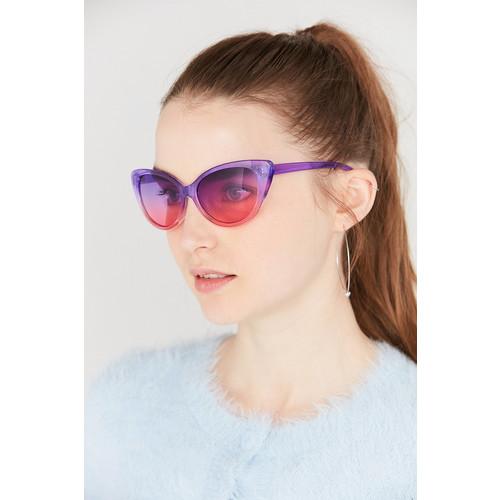 Gradient Cat-Eye Sunglasses [REGULAR]