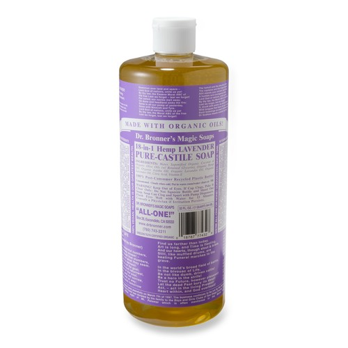 Organic Liquid Soap - 32 oz.