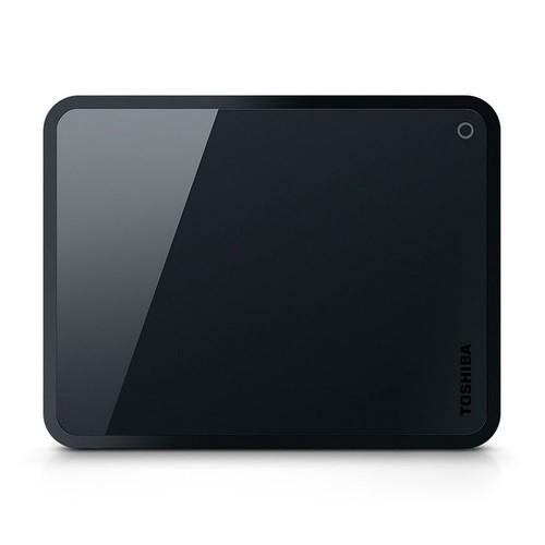 Toshiba Canvio HDWC130XK3J1 3TB Desktop External Hard Drive (Black)