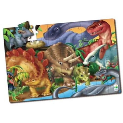 The Learning Journey Dinosaurs Jumbo Floor Puzzle