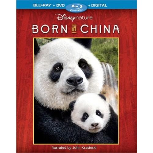 Disneynature: Born In China (Blu-ray + DVD + Digital)