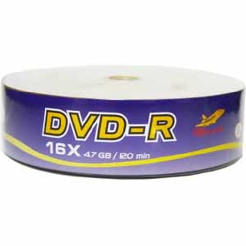 Galaxy 4.7GB 16X 120min DVD-R - 25 Pack