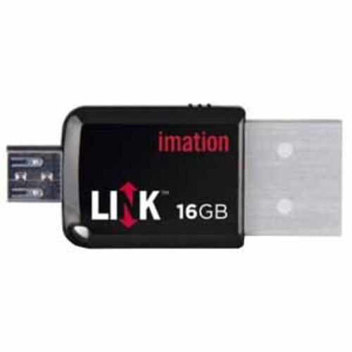 Imation 16GB Android OTG Link Mobile Express USB 2.0 Flash Drive