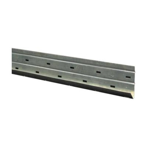 NextStone Metal Starter 2 in. x 48 in. Steel Strip for Faux Stone Panels