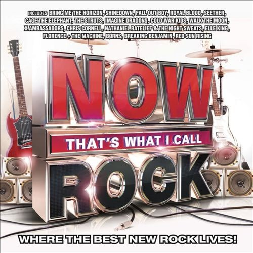 Now That's What I Call Rock [One-disc] [CD]