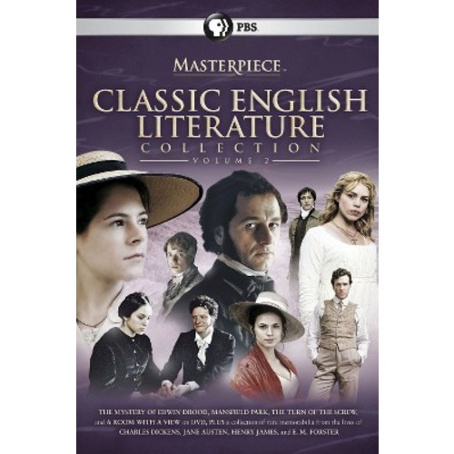 Masterpiece Classic: Classic English Literature Collection, Vol. 2 [4 Discs] [DVD]
