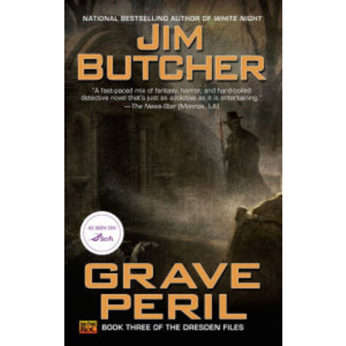 Grave Peril (Dresden Files Series #3)