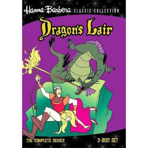 Dragon's lair:Complete series (DVD)