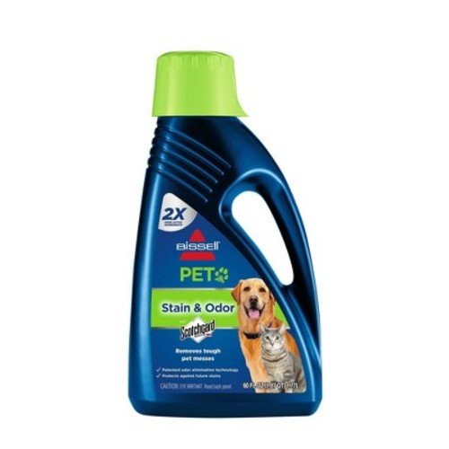 BISSELL 2X Pet Stain & Odor Formula - 60 oz.
