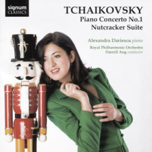 Tchaikovsky: Piano Concerto No. 1; Nutcracker Suite