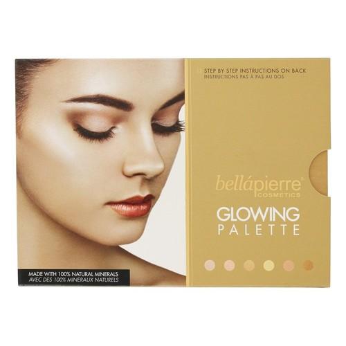 Bellapierre - Glowing Makeup Palette