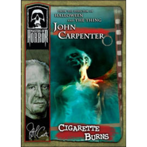 Masters of Horror: Cigarette Burns WSE DDS2.0/DD5.1