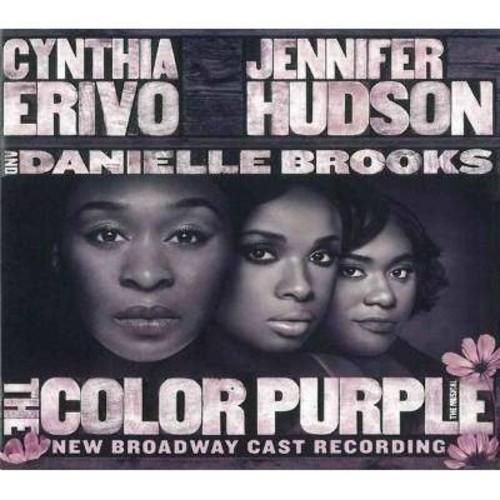 Original broadway ca - Color purple (Ocr) (CD)