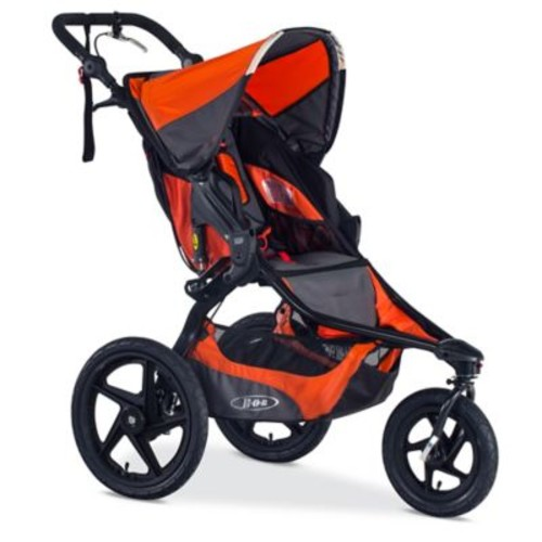 BOB Revolution PRO Single Stroller in Canyon