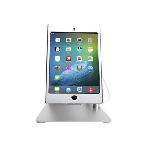 CTA Digital PAD-MDASS Desktop Anti-Theft iPad Mini Stand, Silver
