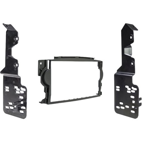 Metra - Dash Kit for Select 2004-2008 Acura TL Vehicles - Matte black
